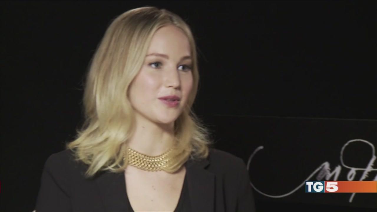 Jennifer Lawrence alla Mostra del Cinema di Venezia