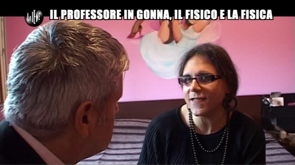 LUCCI: Il professore in gonna, il fisico e la fisica