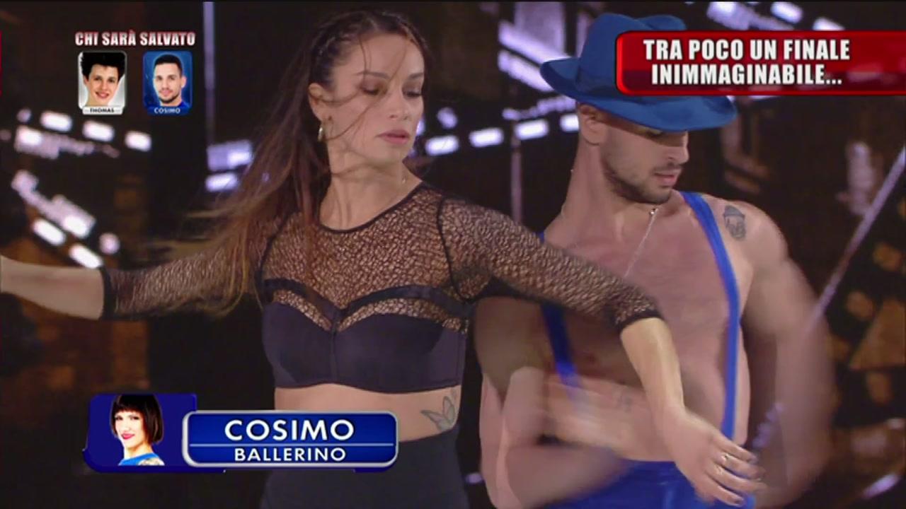 Cosimo - Mi confesion - V° Serale