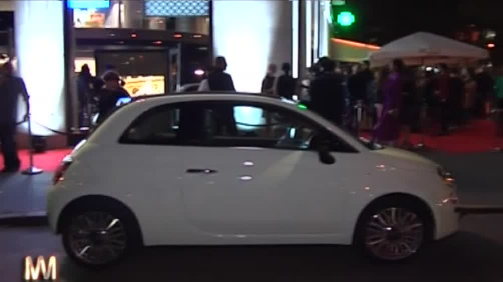 Fiat 500 Couture