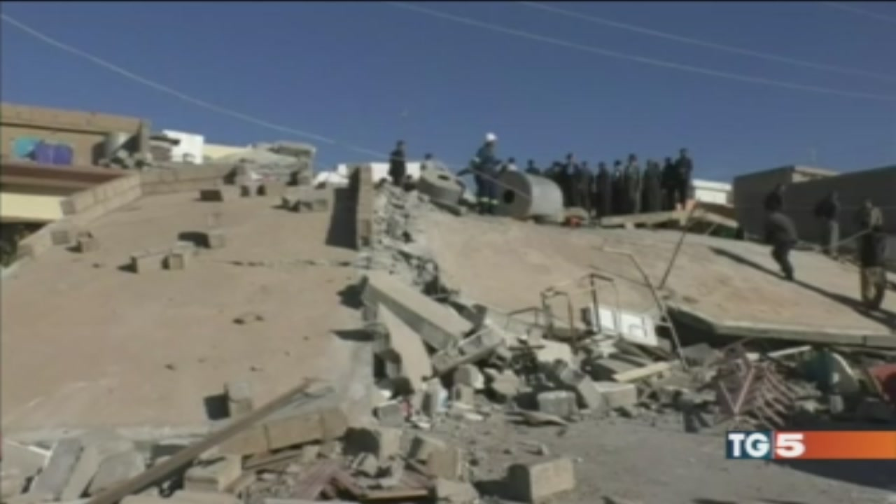 Sisma in Iran e Iraq morte e distruzione