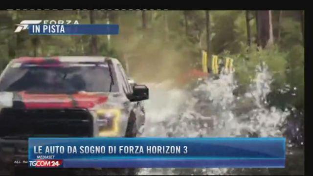 Le auto da sogno di Forza Horizon 3