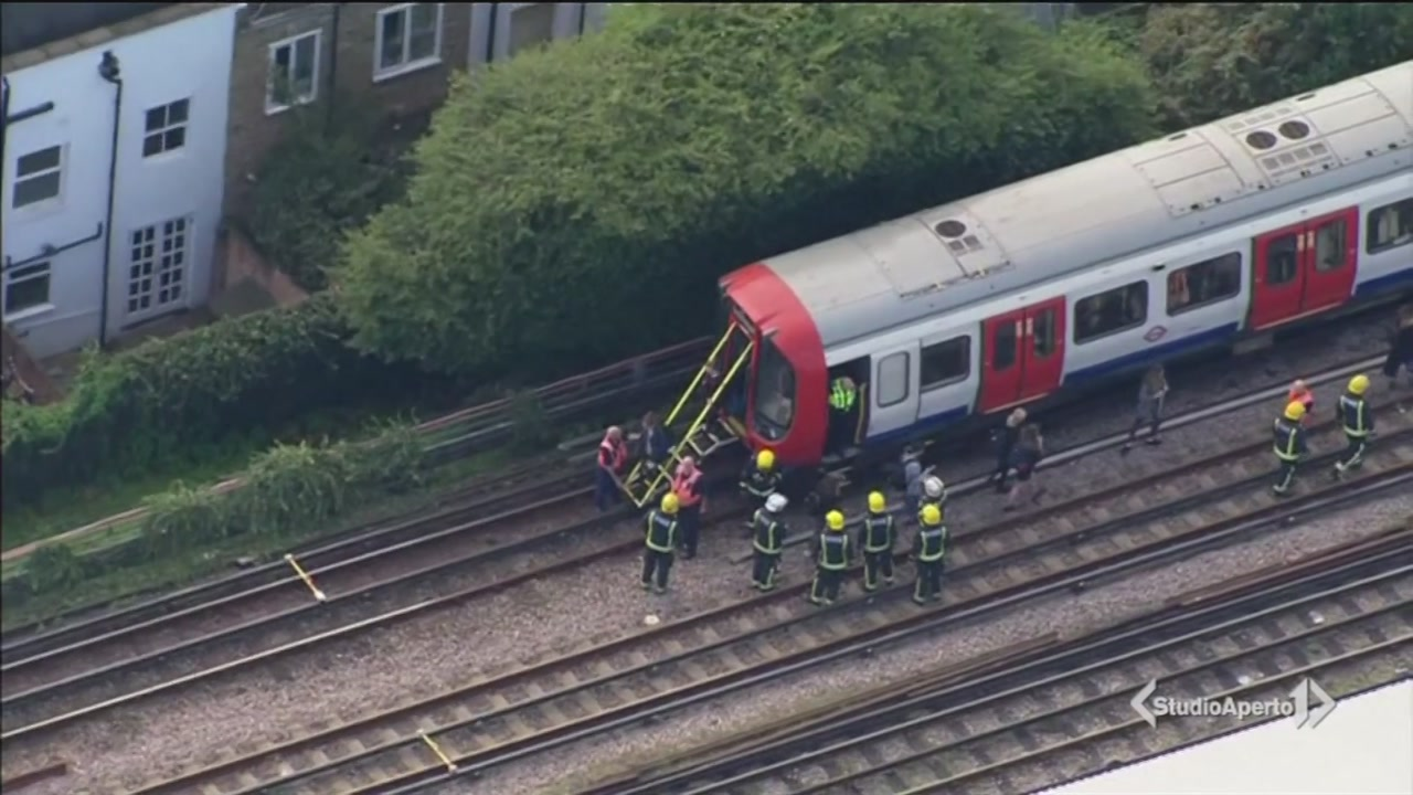 """Londra: """"preso l'attentatore"""""""