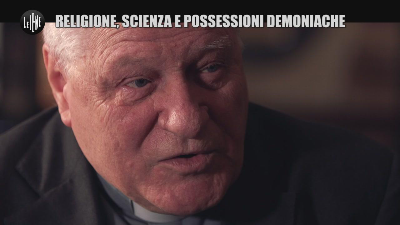 PELAZZA: Religione, scienza e possessioni demoniache