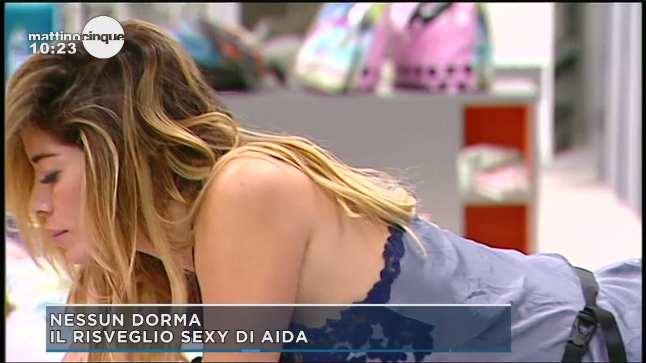 GF Vip 2: Aida Yespica
