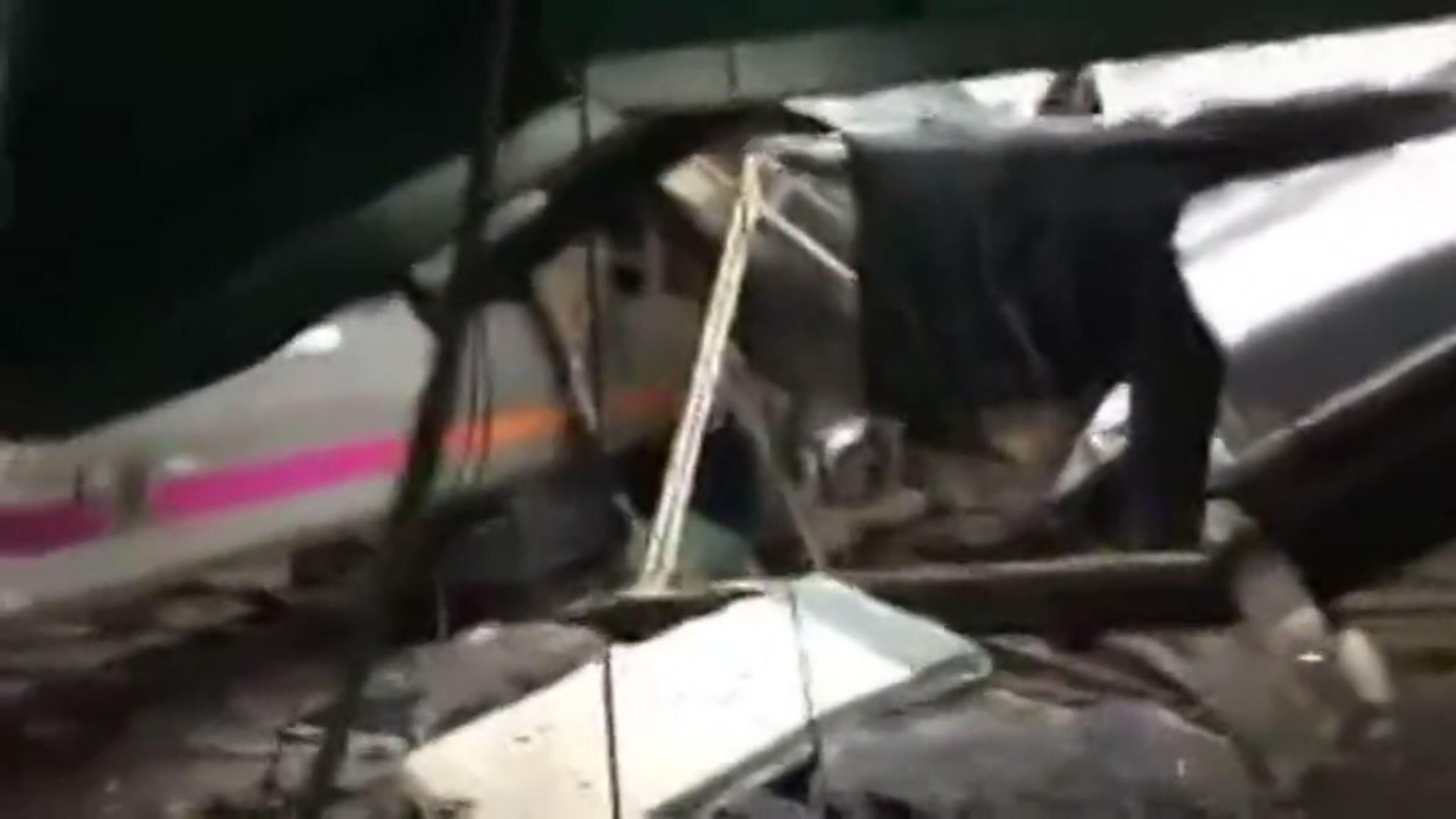 Usa, un treno sfonda una banchina di una stazione: le prime immagini