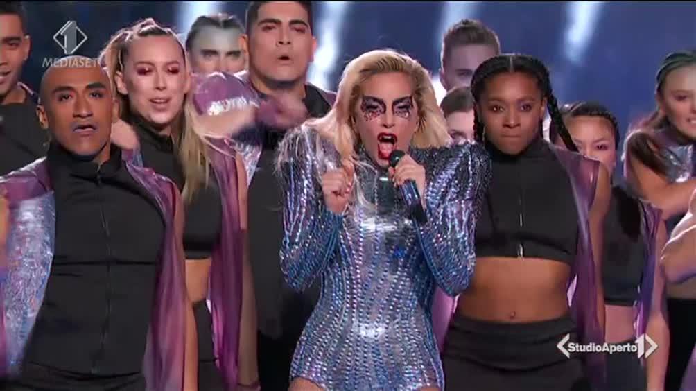 Super Bowl, vince Lady Gaga