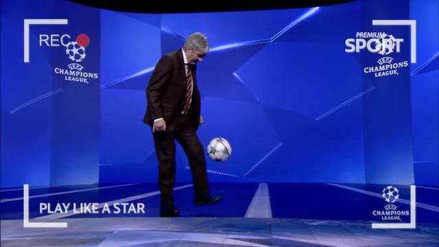 Vivi da protagonista la finale di Champions League