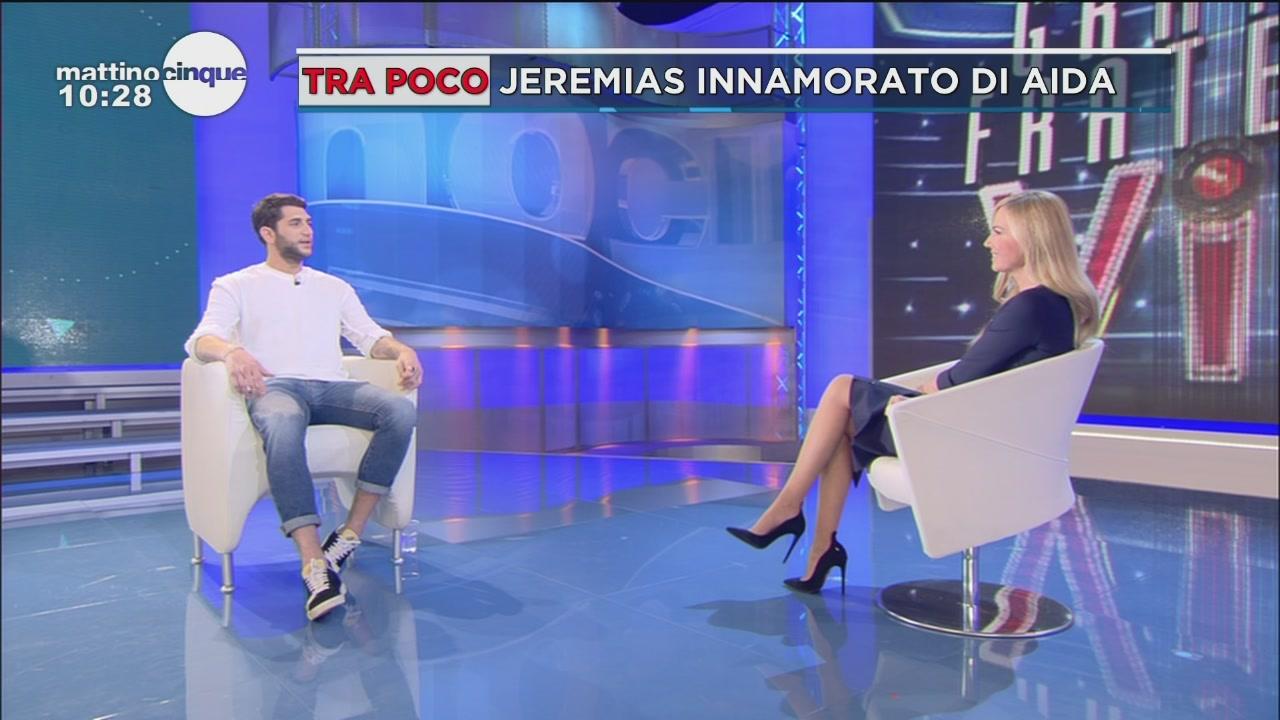 GF Vip 2: Jeremias Rodriguez e Fabrizio Corona