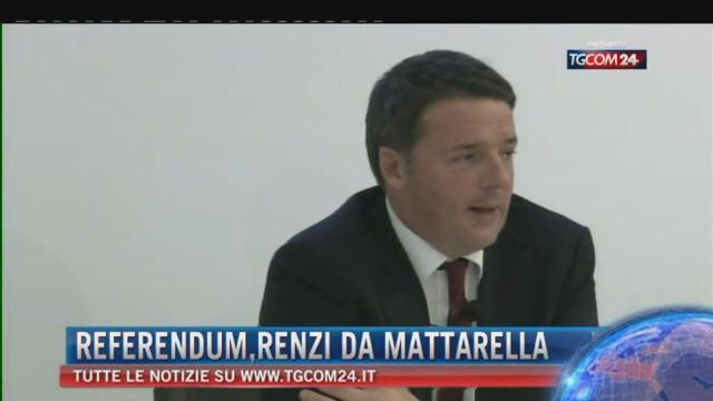 Referendum, Renzi: 'Cosa faccio se vince il No; lo decidiamo il 5 dicembre'