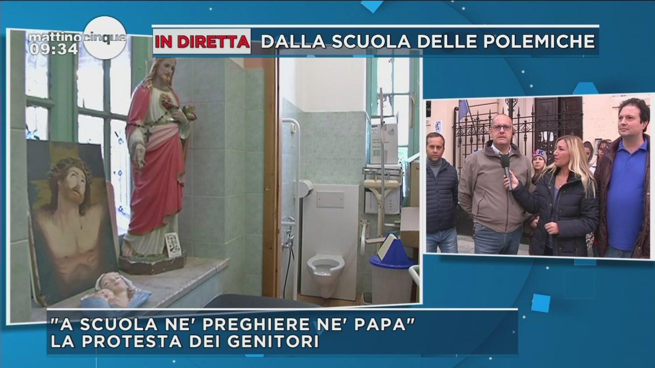 Palermo, divieto di preghiera