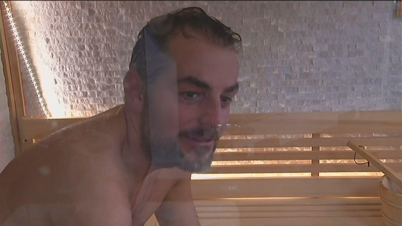 Riflessioni in sauna