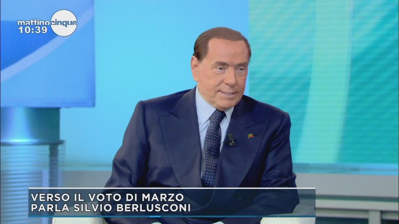 Berlusconi e il problema sicurezza
