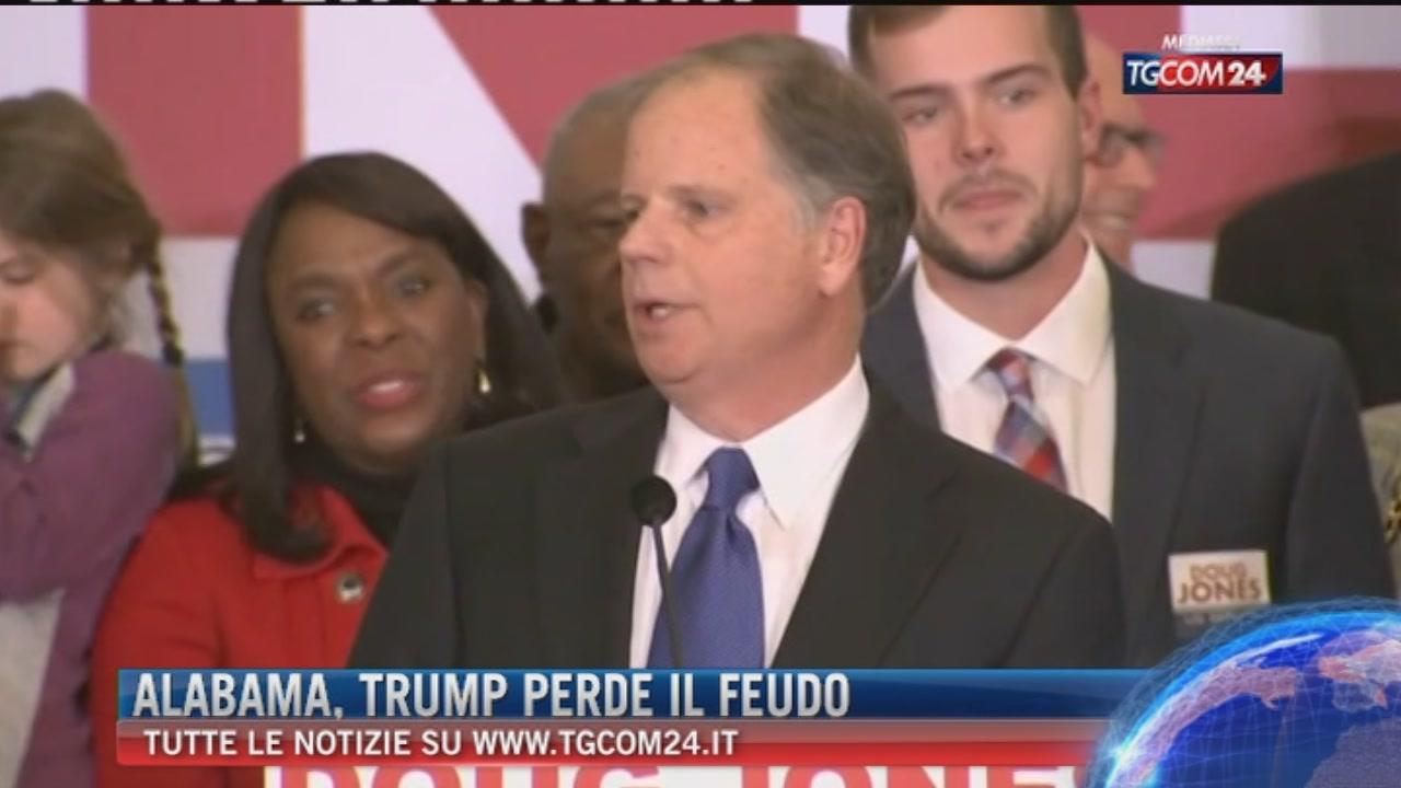 Breaking News delle 11.00: Alabama, Trump perde il feudo