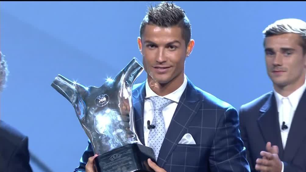 Altro premio per Ronaldo
