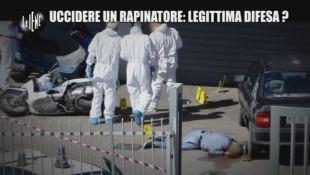 GOLIA: Uccidere un rapinatore: legittima difesa?