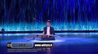 """Cade la pioggia"" – Lele – La Finale"