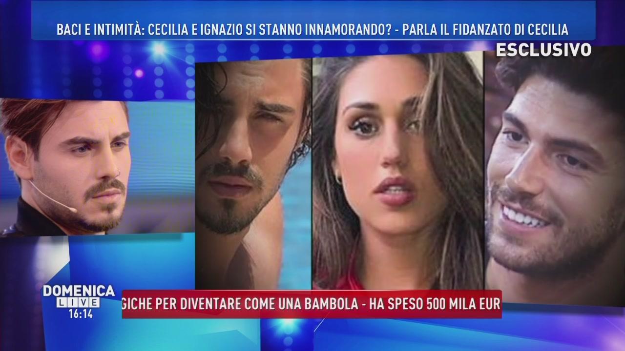 Cecilia e Francesco, rottura dietro l'angolo?