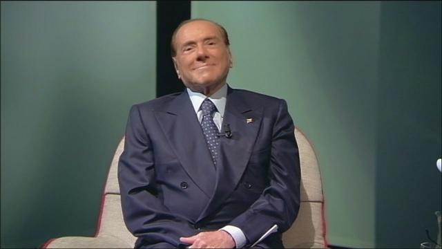 Silvio Berlusconi – Cagiada
