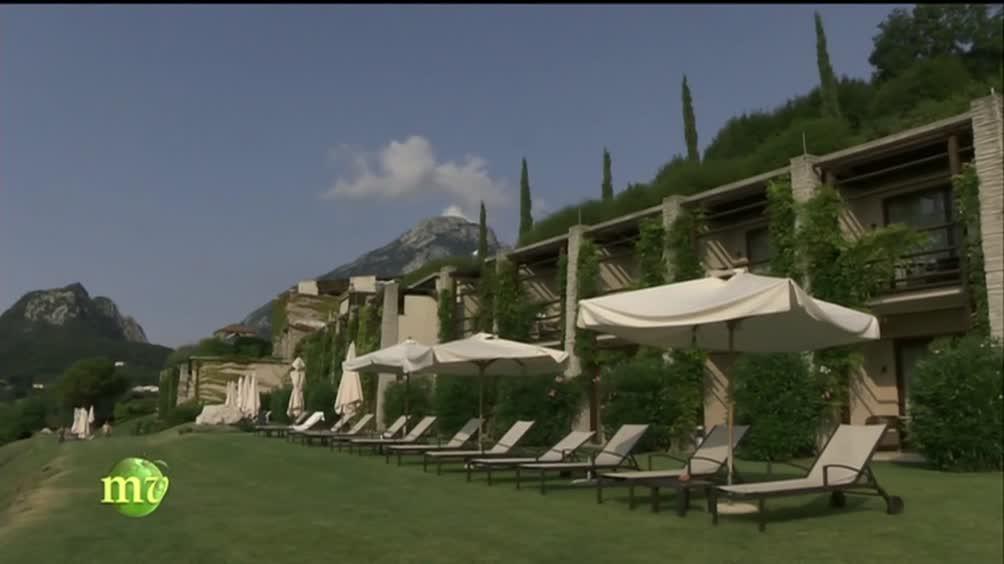 Un resort eco-compatibile
