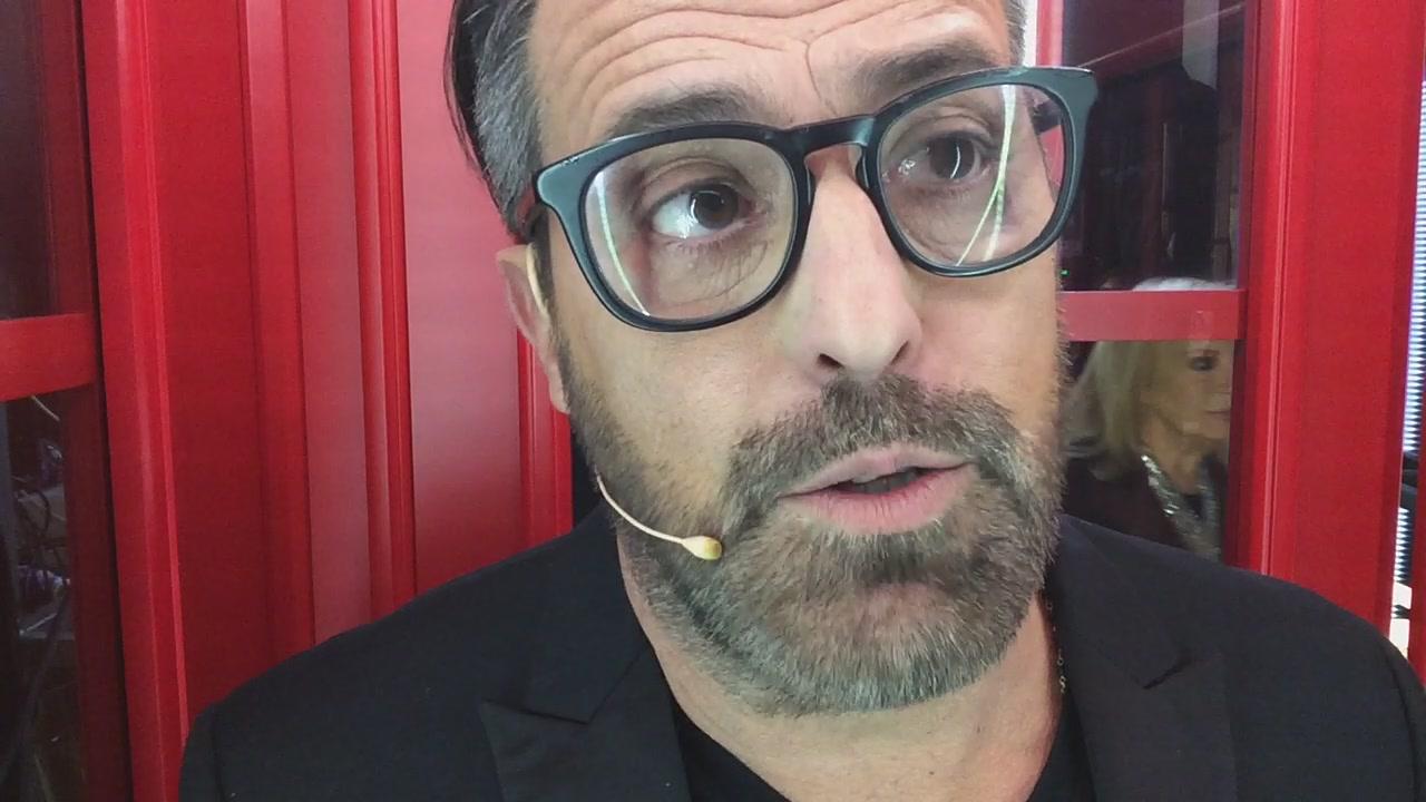 La #cabinarossa di... Marco Baldini