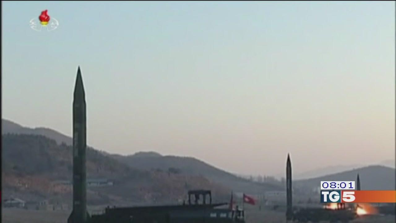 Corea del nord-Usa Alta tensione