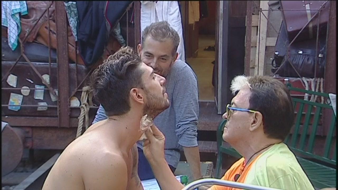 Il barbiere di Tristopoli