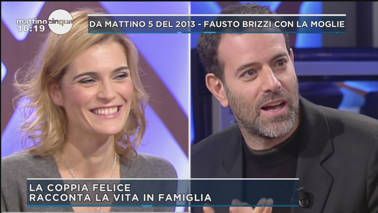 Fausto Brizzi: Vegano part time