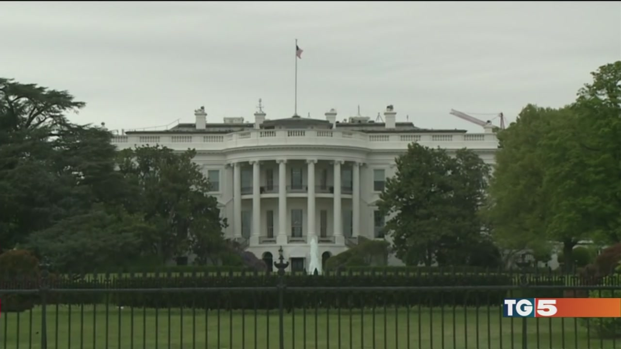 Stasera alla Casa Bianca