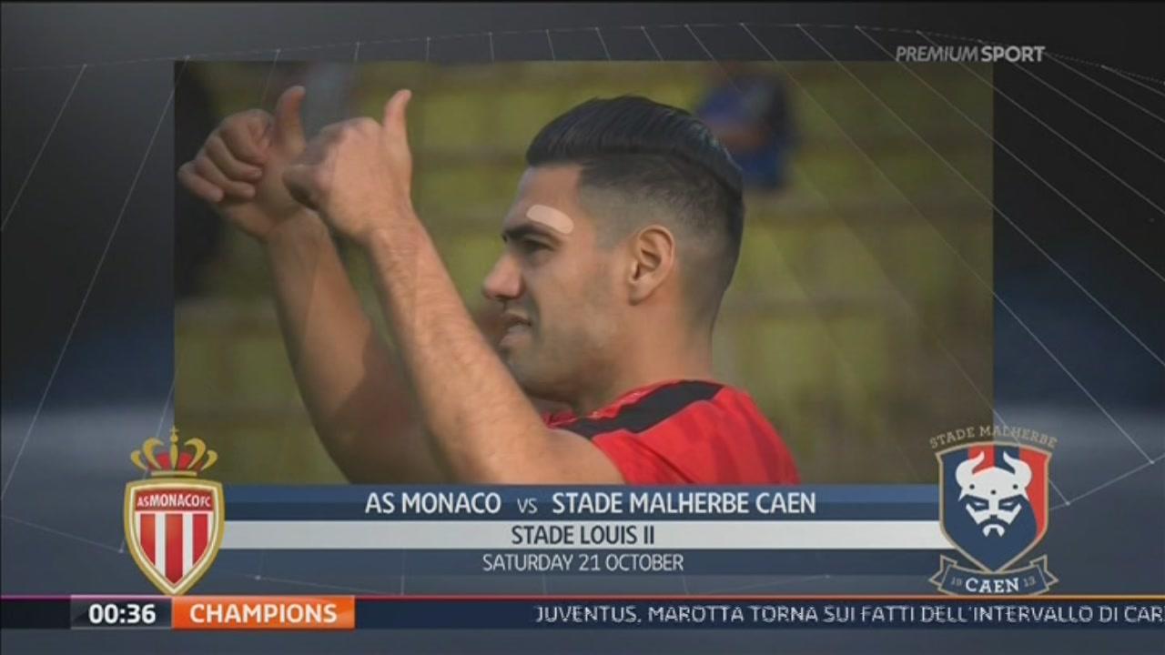 AS Monaco-Stade Malherbe Caen 2-0