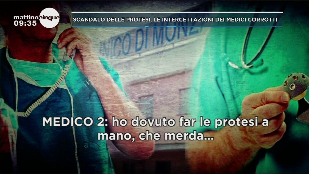 Scandalo delle protesi