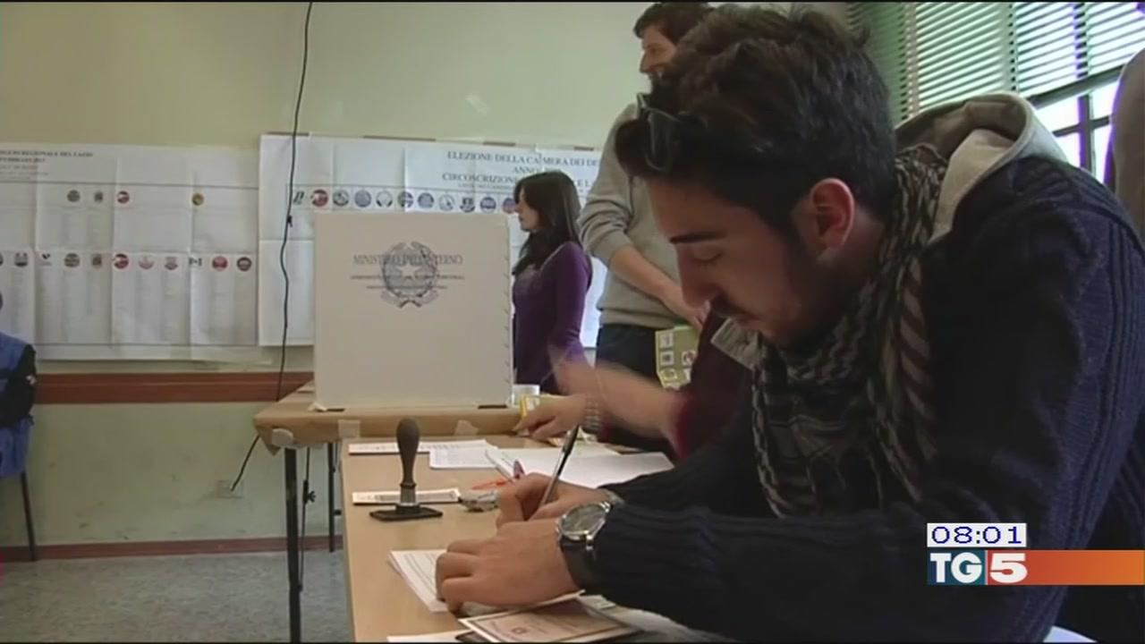 4 marzo, election day politiche e due regioni