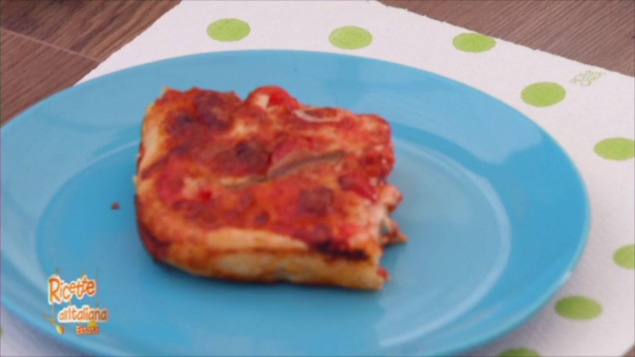La ricetta della pizza margherita