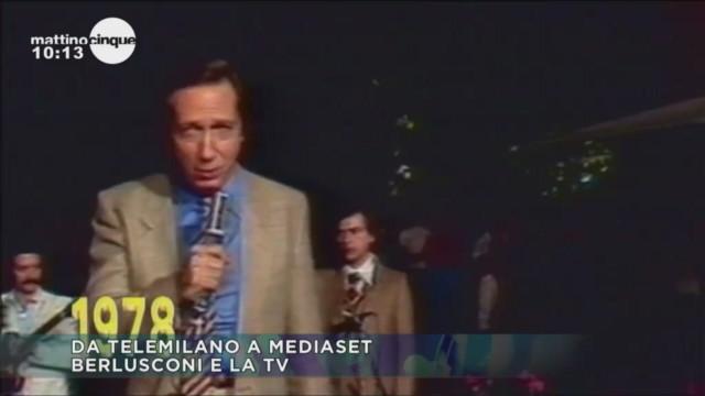 Da Telemilano a Mediaset: Berlusconi rivoluziona la televisione