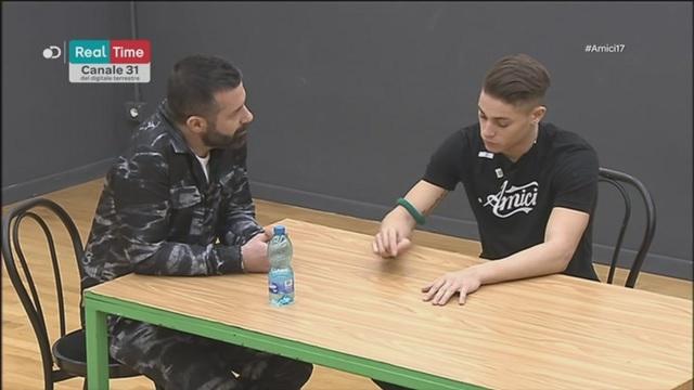 Luca Tommassini incontra Einar