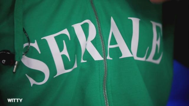Green mood!