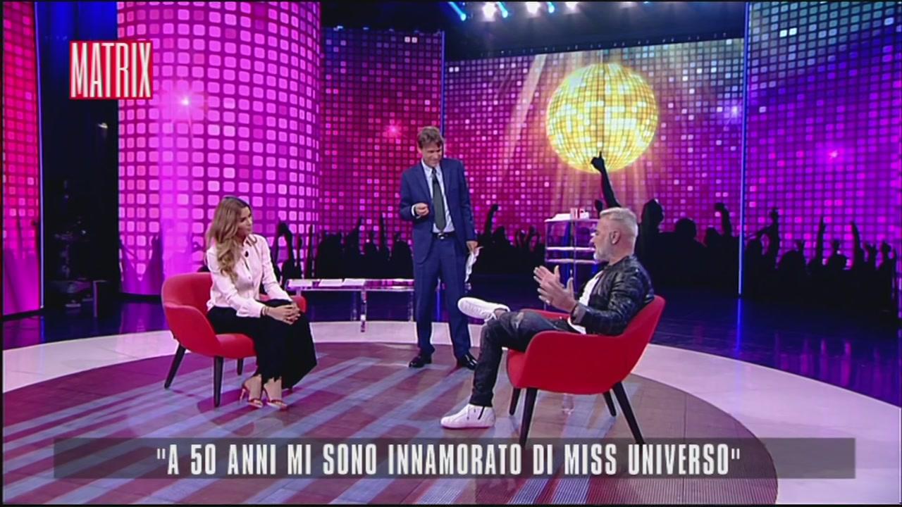 """""""A 50 anni mi sono innamorato di Miss Universo"""