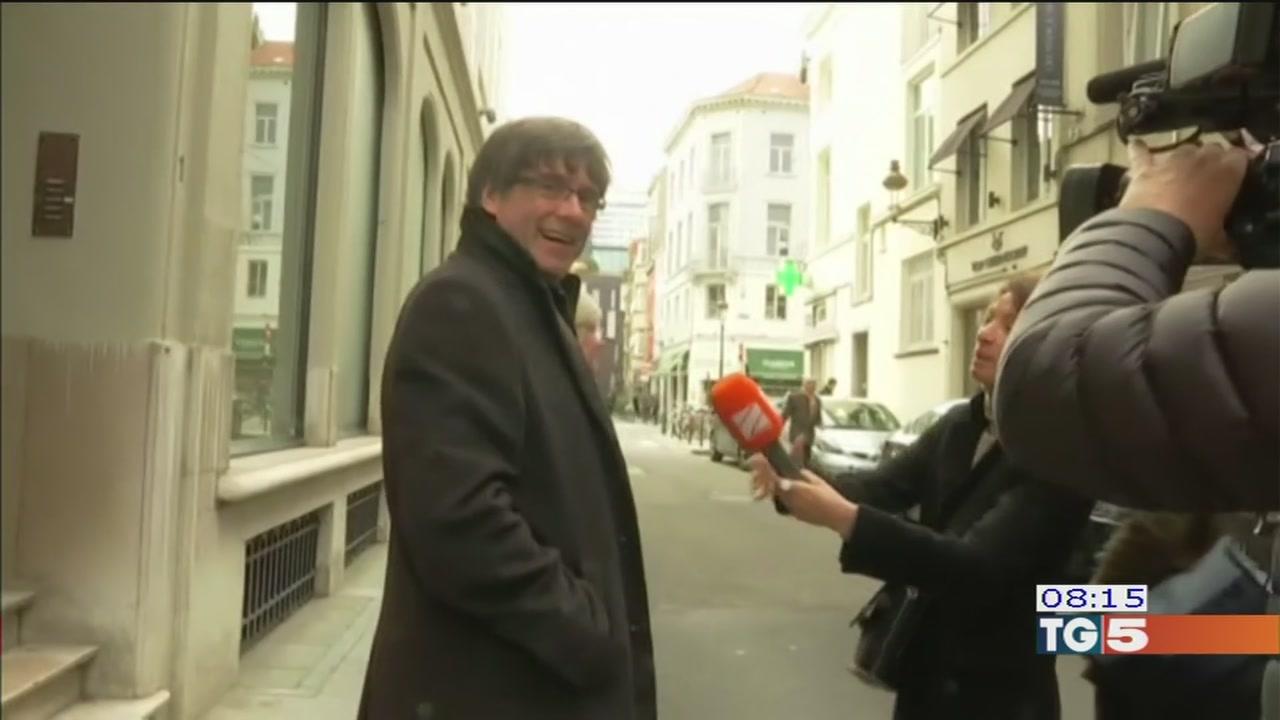 Belgio, Puigdemont torna in libertà