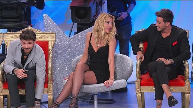 Valeria Marini e la festa di fidanzamento