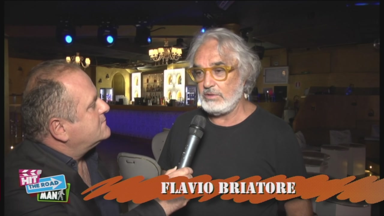 A tu per tu con Flavio Briatore