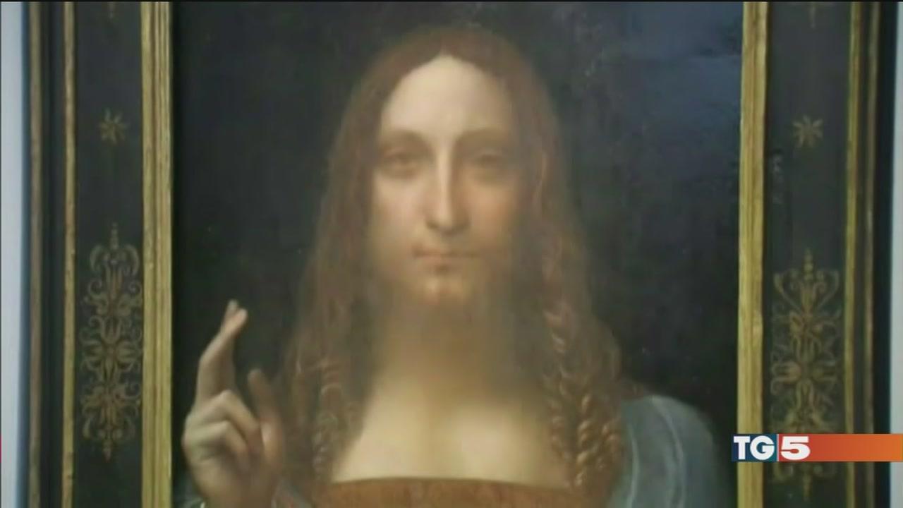 Leonardo Da Vinci batte ogni record