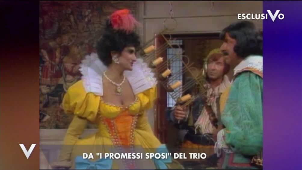 """""""I promessi sposi"""" del Trio"""