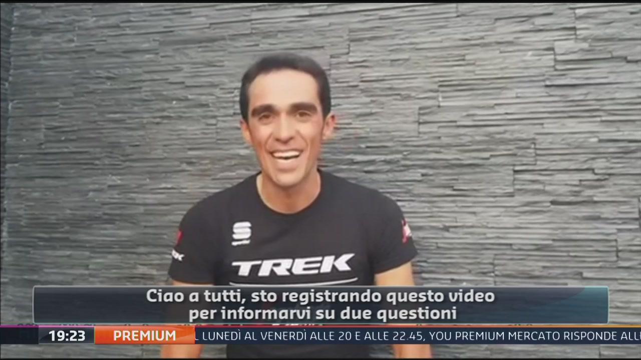 Ciclismo: Contador si ritira