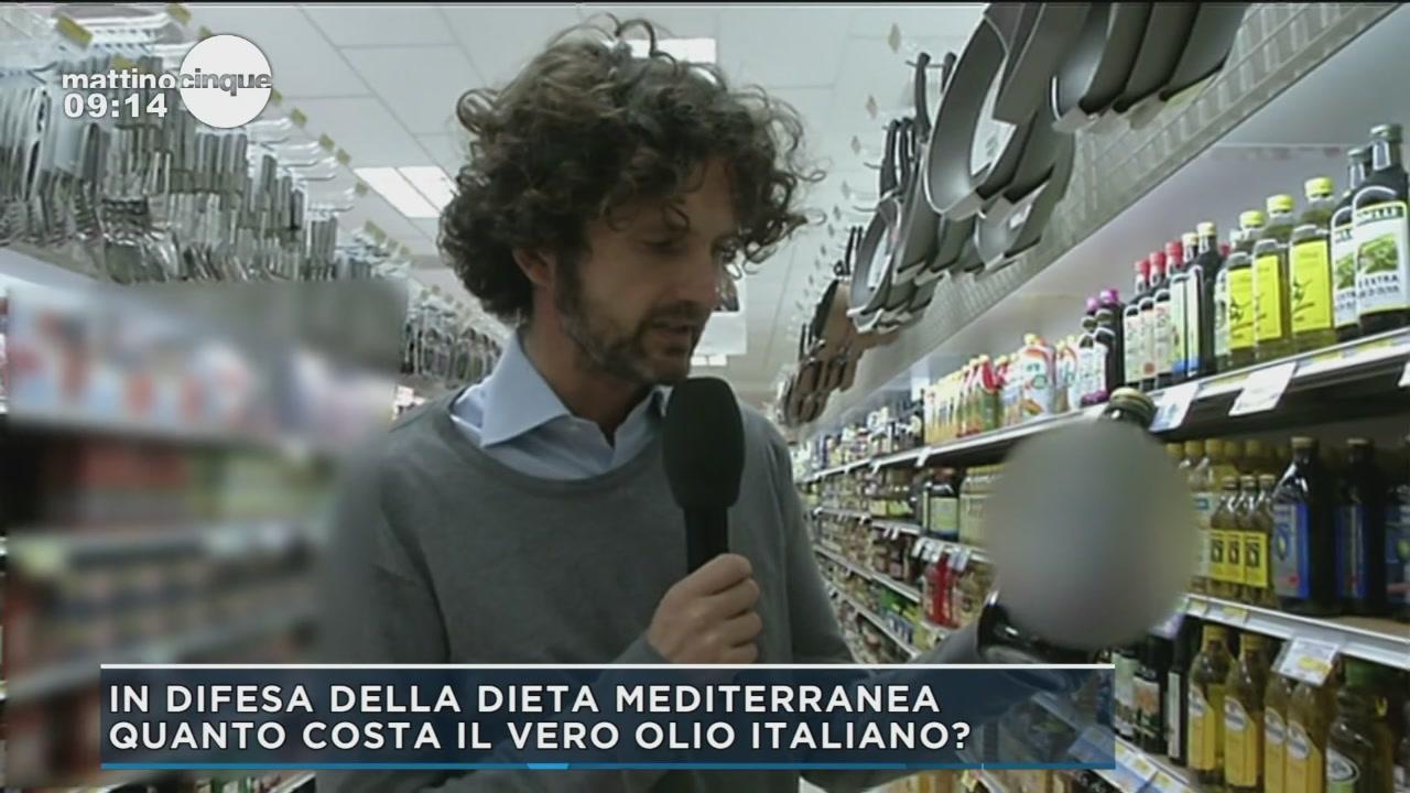 Come scegliere l'olio italiano