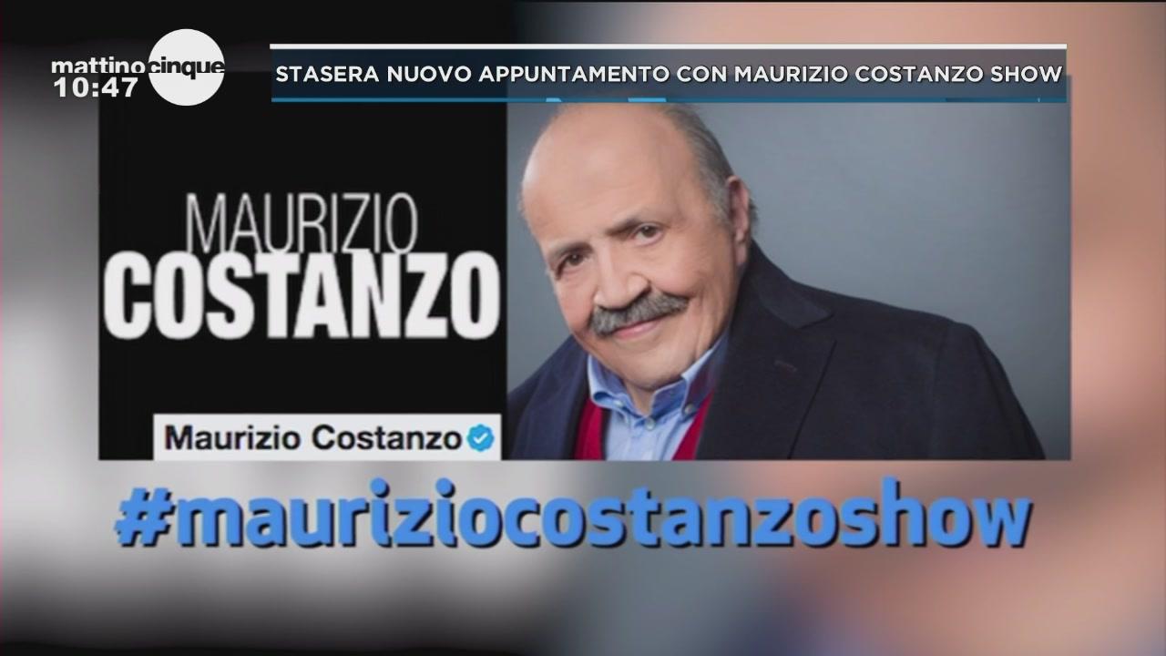 Maurizio Costanzo Show su C5