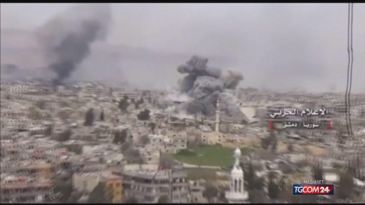 Strage col gas in Siria, Mosca rifiuta bozza Onu