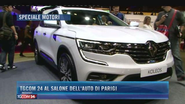 Tgcom 24 al Mondial auto di Parigi - II^ parte
