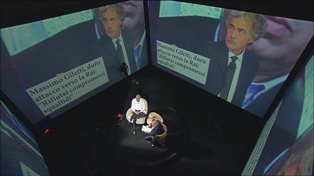 "Massimo Giletti – ""Rai matrigna"""