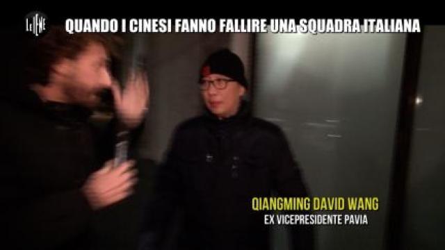 ROMA: Quando i cinesi fanno fallire una squadra italiana