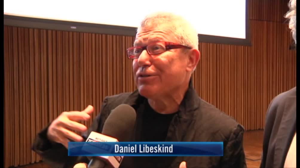 Daniel Libeskind incanta il Fuorisalone